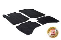 Design Passform Gummimatten Gummi Fußmatten für Peugeot 108 ab Bj. 2014>