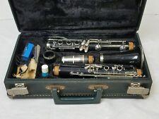 Vito Claritone Clarinet w/Original Hard Shell Case Ready to Play