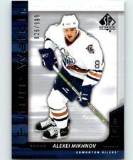 (HCW) 2006-07 SP Authentic #214 Alexei Mikhnov RC Rookie 826/999 NHL 04098