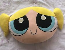Powerpuff Girls Bubbles Face Pillow