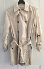 Women's Aquascutum packable rain coat - size 42