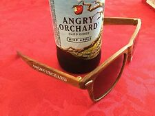 Angry Orchard Sunglasses Crisp Apple Cider Beer Lover Wood Party Favor Fun Gift