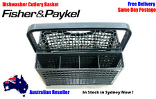 NEW Fisher & Paykel F&P Dishwasher cutlery basket . -- Free Postage --