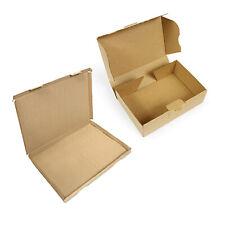 25-200 Stück Maxibrief Kartons Großbrief Kartons Versandkartons DIN A6 B6 A5 A4