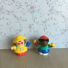 Fisher Price Little People Character Figures x2  2005