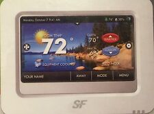 Bundle Deal! SFTHRTSH742 WiFi Color Touchscreen T-Stat(Compare to Venstar T5900)