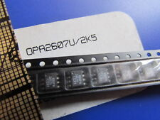OPA2607U Burr Brown Dual, High Input, Current Feedback OP Amp, 8pin-SOIC 2pc USA