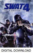 SWAT 4: Gold Edition [PC] INSTANT DlGITAL DOWNLOAD Global Key