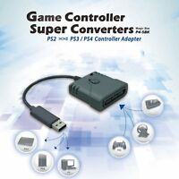 Brook PS2 to PS3/PS4/PC Game Controller Super Converter USB Interface Adapter