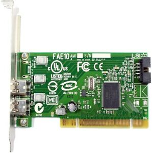Dell (Y9457) Firewire 1394a Dual Port - PCI Full Height (H924H)