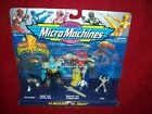 3 MEGAZORD VS. SQUATT Power Rangers Micro Machines Set