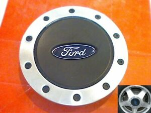 "1999-2003 Ford Windstar Center Cap Hub black 10 bolt 1F22 16"" 3565  M1 6.365"""