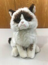 """Grumpy Cat * 10"""" kitty plush doll * Gund 4040133 Soft Himalayan kitten stuffed"""