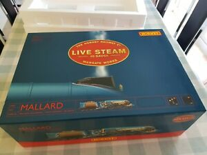 Hornby Mallard Live Steam  Set , packed  new, never used.