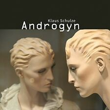 KLAUS SCHULZE - ANDROGYN   CD NEW+