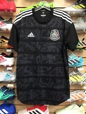 Adidas Mexico Black Jersey 2019 Authentic Player Version Size Extra Large   Only