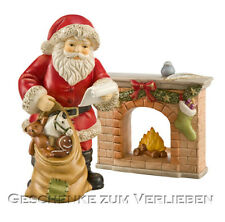 Goebel Weihnachtsmann Heute ist Bescherung limitiert Neuheit 2014 20 cm