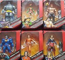 DC Multiverse Doomsday mutante Batman Superman Robin Supergirl líder figura Lex