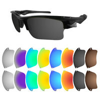 Polarized Replacement Lenses for Oakley Fast Jacket XL - Multiple Options