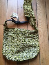Monkee Genes Bananas Sholder Despatch Bag Concession 840 £25 New With Tags