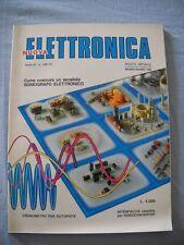 Rivista Nuova Elettronica 130/131 - Maggio Giugno 1989