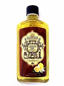 Furniture Oil Goddards Lemon Oil 500ml Protects Cleanes & Shines Wood