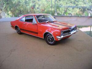 1/24 TRAX TRL4 1969 HT HOLDEN MONARO GTS-350 SEBRING ORANGE