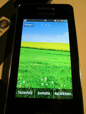 Samsung GT S 5230 Star II OVP 1 GB simfrei QUADERNO GB + D SUPER O.K Gebr. art. 70 P