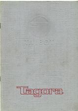 Talbot Tagora 1981-83 UK Market Sales Brochure 2.2 GL GLS