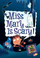 Miss Mary Is Scary! by Dan Gutman (2010, Paperback)