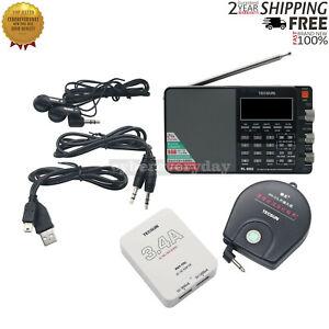 Tecsun PL-880 PLL Multi-Conversion AM/FM/LW/SW/Longwave Shortwave with SSB Radio