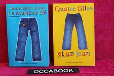 Quatre filles et un jean Tome 1 et 2 - Ann Brashares - [Broché]
