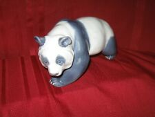 Royal Copenhagen Large Walking Panda Bear Figurine - No. 5298
