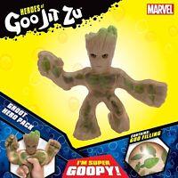 Heroes of Goo Jit Zu Marvel Groot Hero Pack New 2020