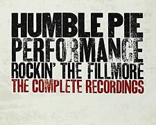 Humble Pie Rockin' the Fillmore 1971: 4 Disc set (CD) Complete Recordings 2013