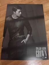 2PM - GROWN (Taecyeon) Ver.B [ORIGINAL POSTER] K-POP *NEW*