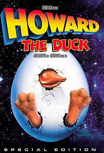 Howard the Duck DVD Lea Thompson NEW & SEALED