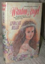 WANTON ANGEL Linda Lael Miller 1987 HC/DJ Great Britain UK BCE MINTY! Hardcover