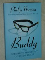 """BUDDY HOLLY.......""""BUDDY"""" by Philip Norman  paperback...1996...terrific"""