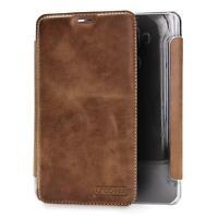 Huawei Mate 9 Echt Leder Schutzhülle Case Cover Hülle Flip Wallet Tasche Etui