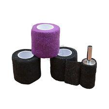 5pcs Tattoo Self-adhesive Elastic Bandage Wrap 5cm for Tattoo Grip tube