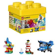 Lego Classic Creative Bricks Small Assortment 221 Pieces Storage Box - New