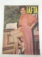 HAFTA #241 MAGAZINE - ABBE LANE COVER - 1950s 50s - ULTRA RARE - G