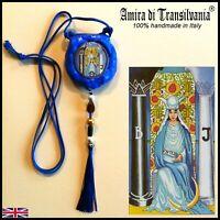 talisman necklace amulet pendant charms jewel good luck love money tarot cards 2