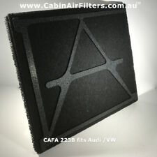 CABIN AIR FILTER fits VOLKSWAGEN POLO 2010 - 2018  BREATHE CLEANEST AIR POSSIBLE