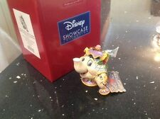 new/unused disney tradition hanging ornament 'mrs potts and chip' Rare