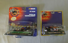 Winner's Circle 2 Dale Earnhardt 1998 Nascar Monte Carlo Cars With Display