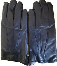 GENUINE LEATHER Men's Gloves MADE IN ITALY VERA PELLE