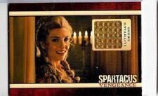 Viva Bianca as Ilithyia dress costume relic card Spartacus Vengeance