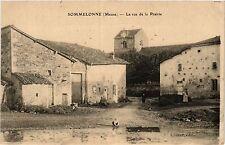 CPA   Sommelonne (Meuse) - La rue de la Prairie   (432127)